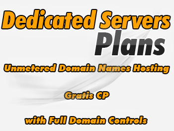 Cut-rate dedicated hosting service